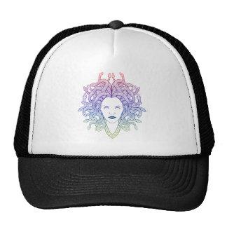 Medusa Head Trucker Hat