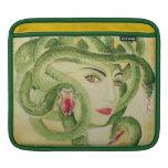 Medusa I pad Sleeve iPad Sleeve