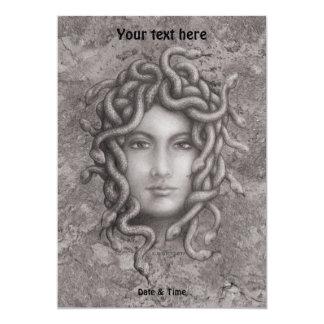 Medusa Invitación