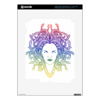 medusa iPad 3 decal