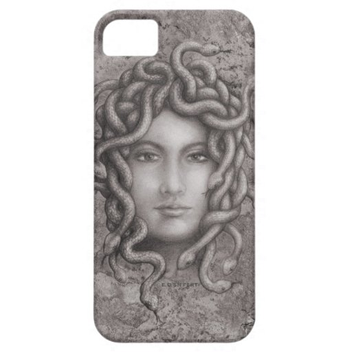 Medusa iPhone 5 Cover