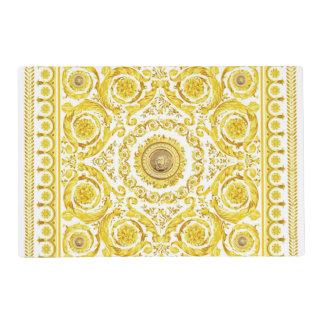 Medusa italiana del diseño, Barroco del roccoco, 2 Tapete Individual