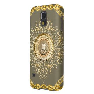 Medusa italiana del diseño, Barroco del roccoco, Funda De Galaxy S5