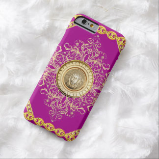 Medusa italiana del diseño, Barroco del roccoco, Funda De iPhone 6 Barely There