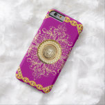 Medusa italiana del diseño, Barroco del roccoco, Funda De iPhone 6 Barely There