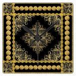 Medusa italiana del diseño, Barroco del roccoco, Relojes