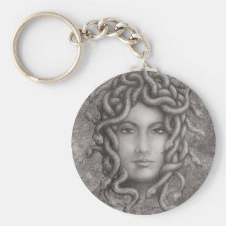 Medusa Keychain