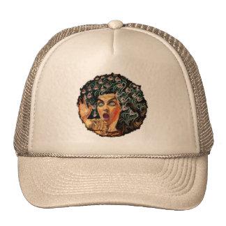Medusa Mesh Hats