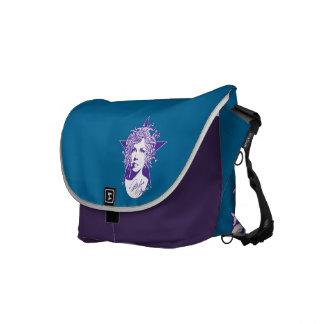 Medusa Monroe Messenger Bag
