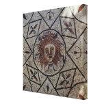 Medusa, mosaico romano de la casa de Orfeo Lona Envuelta Para Galerias