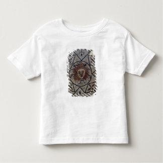 Medusa, mosaico romano de la casa de Orfeo Playeras