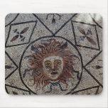 Medusa, mosaico romano de la casa de Orfeo Tapete De Raton