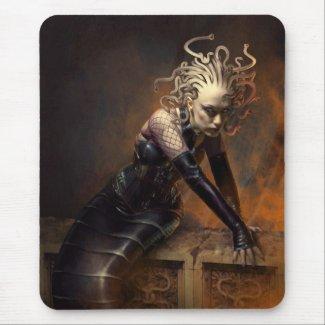 Medusa Mousepad mousepad