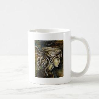 Medusa Classic White Coffee Mug
