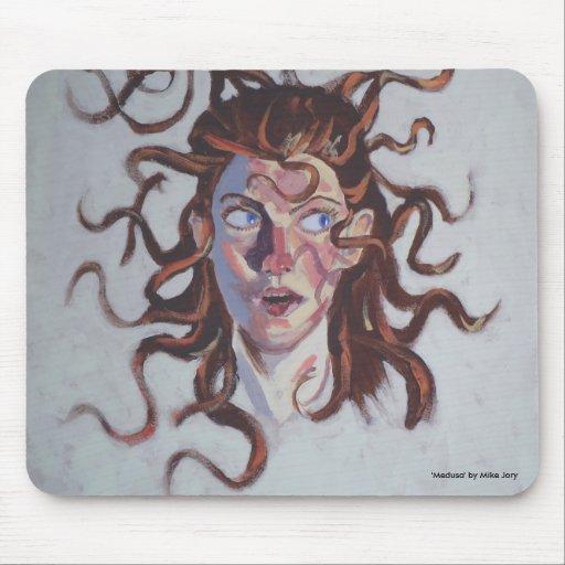 Medusa: ¡Mún día del pelo! Alfombrilla De Raton