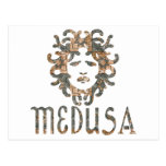 Medusa Postcard