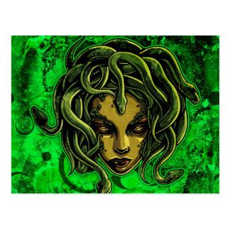 Medusa Post Card