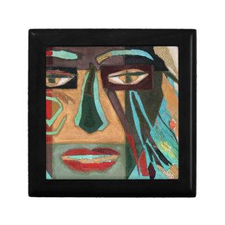 Medusa. retrato de un shaman cajas de regalo
