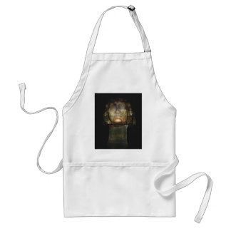 Medusa Sculpture Adult Apron