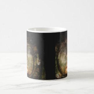 Medusa Sculpture Coffee Mug