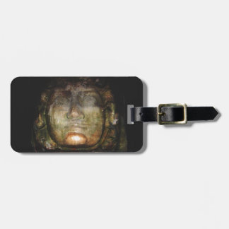 Medusa Sculpture Luggage Tag