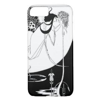 Medusa - Solome Audbrey Beardsley Black and White iPhone 7 Case