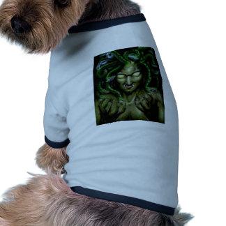 Medusa T-Shirt Custom Original Artist Design Color Doggie Shirt