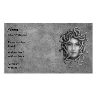 Medusa Tarjetas Personales