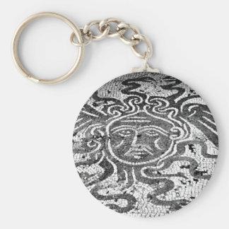 Medusa the Gorgon Keychains