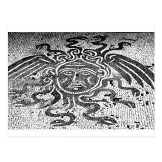 Medusa the Gorgon Postcard