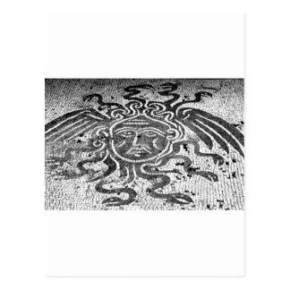 Medusa the Gorgon Postcards