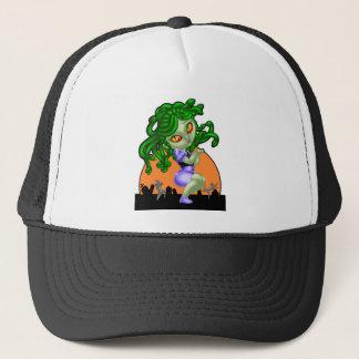 Medusa Trucker Hat