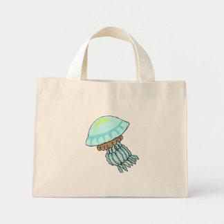 Medusas azules bolsa