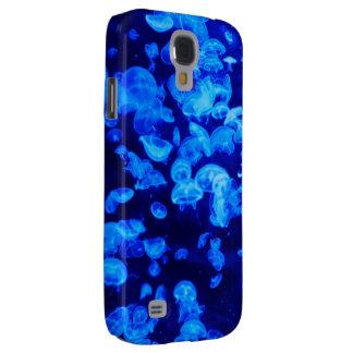 Medusas azules