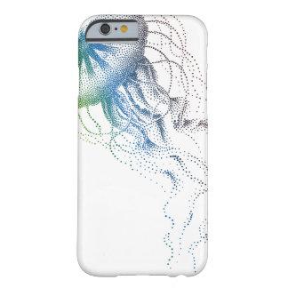 medusas coloridas funda de iPhone 6 barely there