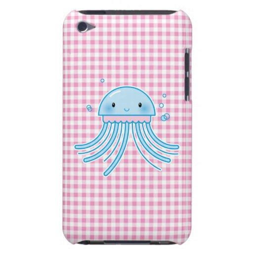 Medusas de Kawaii Barely There iPod Cárcasa
