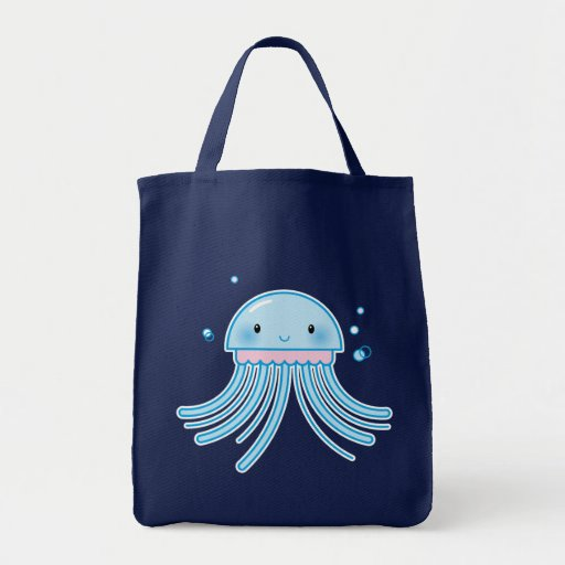 Medusas de Kawaii Bolsa Tela Para La Compra