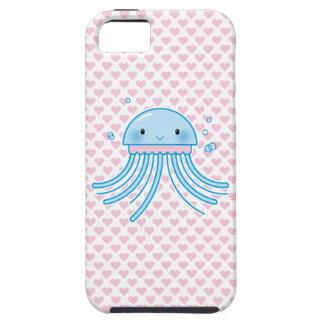 Medusas de Kawaii iPhone 5 Case-Mate Cárcasas