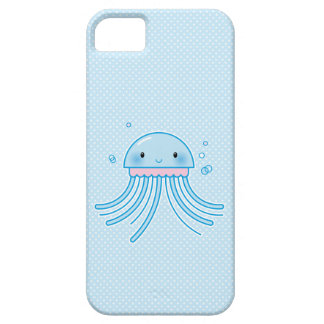 Medusas de Kawaii iPhone 5 Coberturas