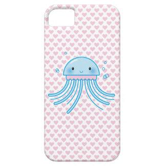 Medusas de Kawaii iPhone 5 Cárcasa