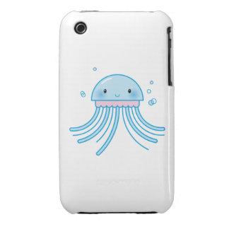 Medusas de Kawaii iPhone 3 Case-Mate Protector