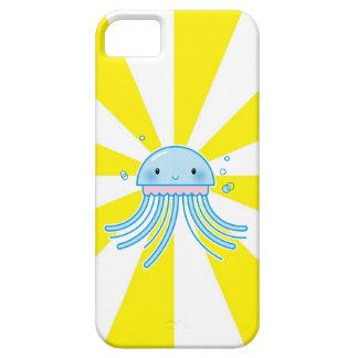 Medusas de Kawaii iPhone 5 Case-Mate Cárcasa