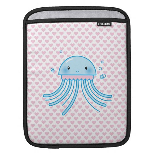 Medusas de Kawaii Funda Para iPads