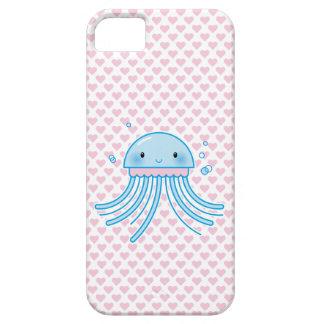 Medusas de Kawaii Funda Para iPhone 5 Barely There