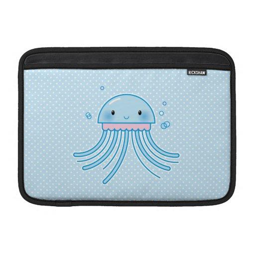 Medusas de Kawaii Fundas Para Macbook Air