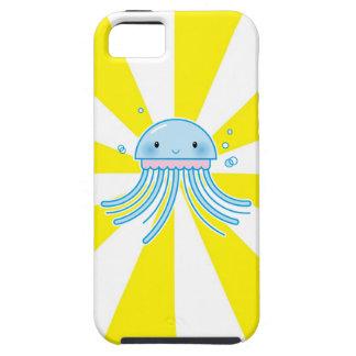 Medusas de Kawaii iPhone 5 Protector
