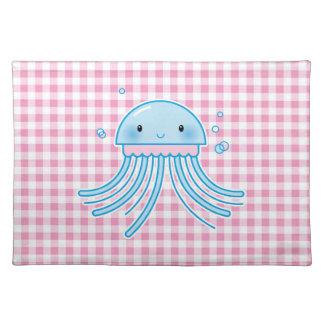 Medusas de Kawaii Mantel