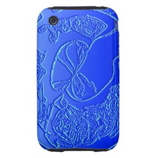 Medusas del arte abstracto iPhone 3 tough fundas