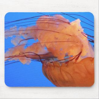 Medusas Mousepad de la natación Tapete De Ratón