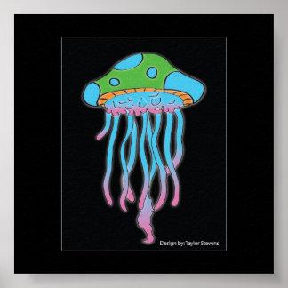 medusas impresiones